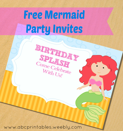 Free Printable Little Mermaid Party Invitations  Mermaid. California Drivers License Template. Simple Data Entry Supervisor Cover Letter. Bill Of Sale Template Ga. Unique Invoice Word Templates. Food Service Contract Template. Home Purchase Agreement Template. Modern Poster Design. Congradulations Or Congratulations