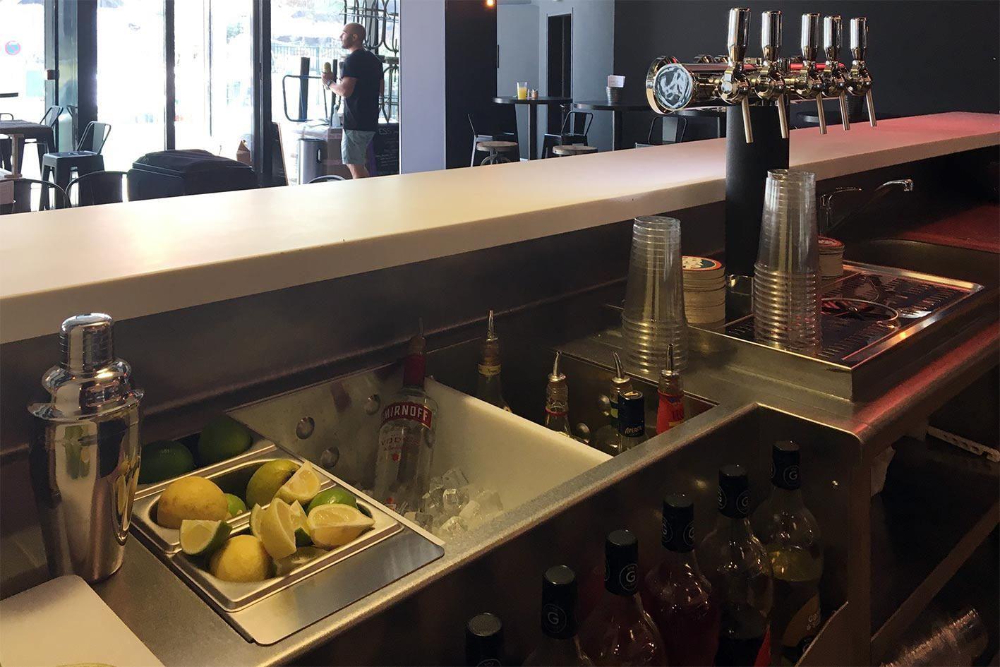 Amenagement De Bar Professionnel ess'pace | station de travail, bar, restaurant