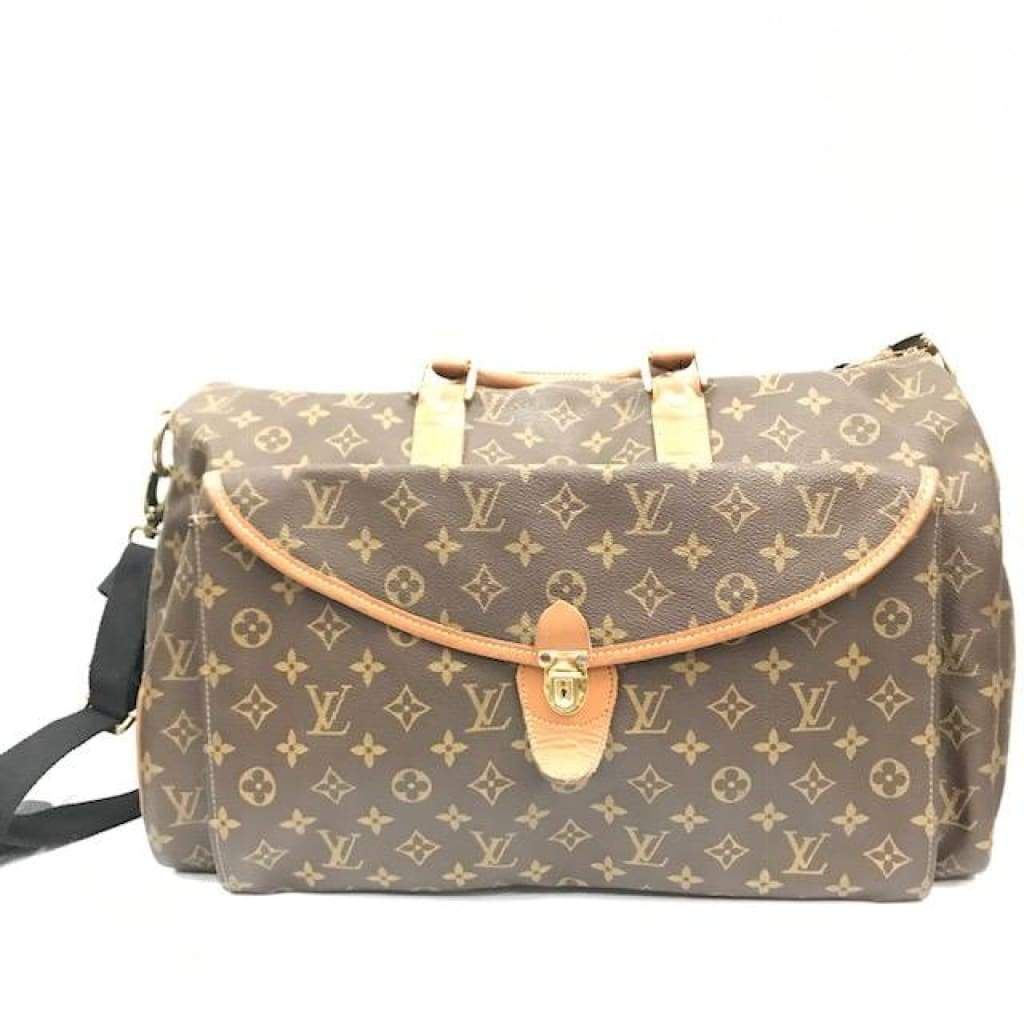 Preloved Louis Vuitton French Company Duffle Bag in 2019