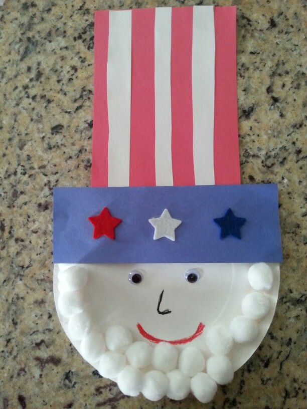 Fourth Of July Craft For Any Child Bella Fourth Of July Crafts