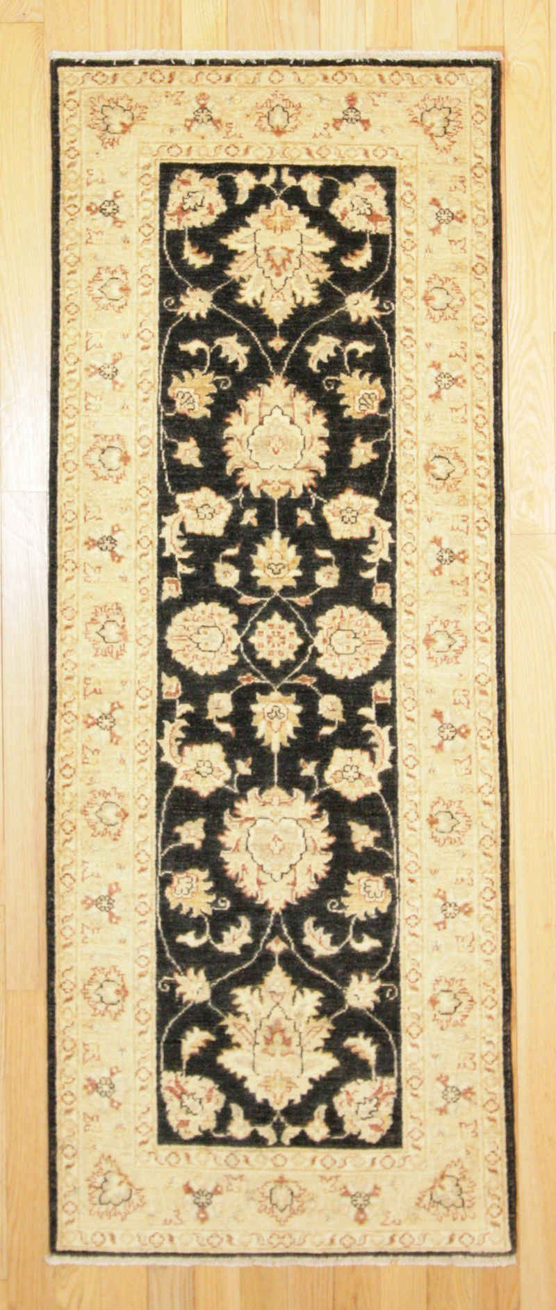 2'8X7' Traditional Hand Knotted Rug