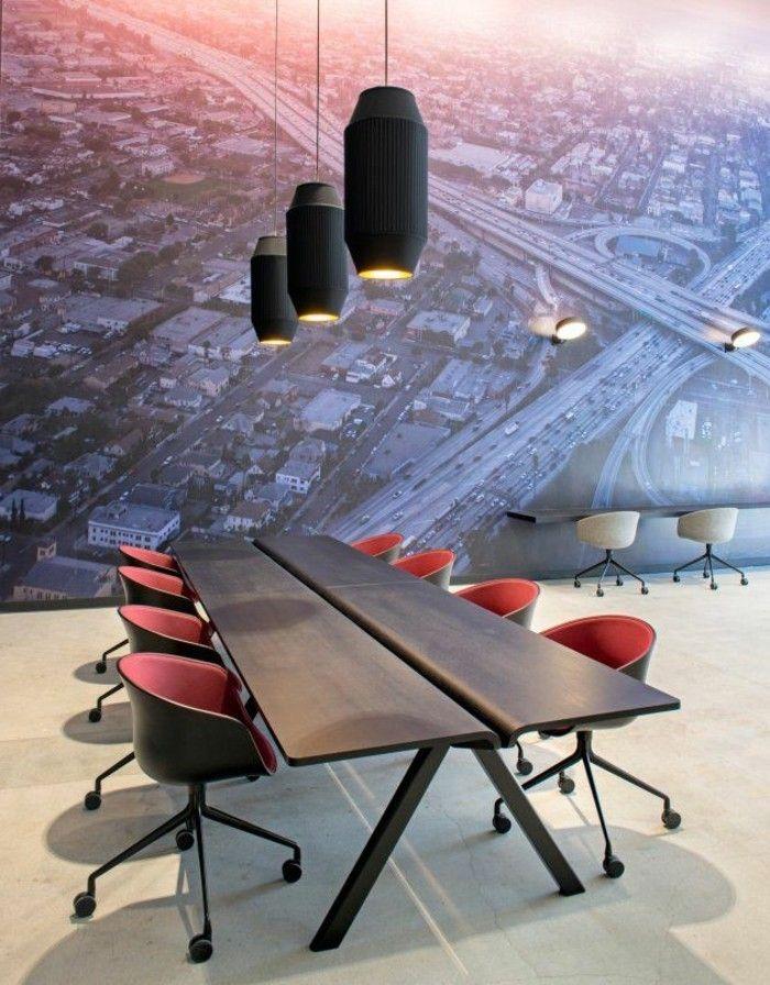 Mehrteiliger Besprechungstisch - 80 coole Designs - Archzine.net