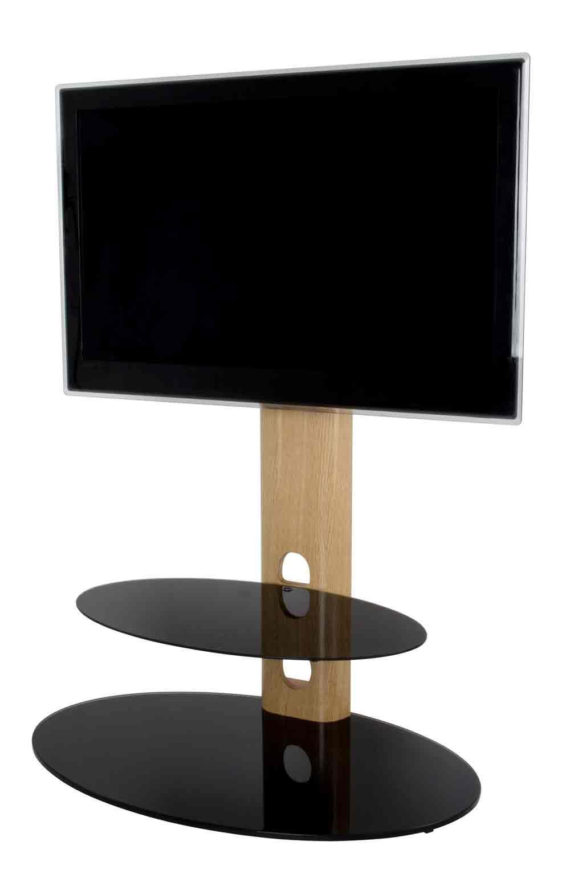 Afv Sandringham Oak Tv Stand For Up To 50 Fsl910sano Tv Stands