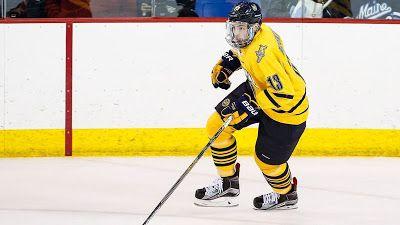 Bobcats Hockey Blog: Priskie and Jermain lead Quinnipiac to 5-2 over Ya...