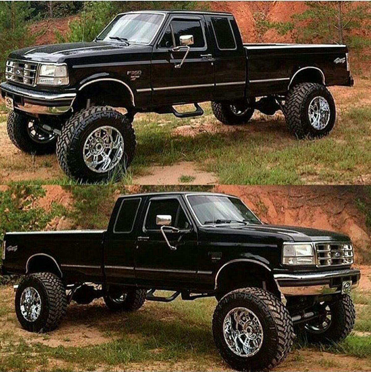 Ford Trucks: Pin By Kingofkings413 On 90's Ford Super Duty