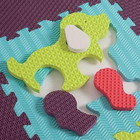 Les 25 meilleures id es de la cat gorie tapis mousse puzzle sur pinterest tapis puzzle b b - Tapis puzzle bebe ikea ...