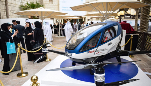 Would you feel safe riding a passenger drone? According to