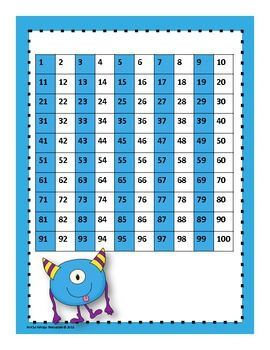 *Freebie in the preview!   This unit is made up of Common Core aligned activities designed to support students understand numbers and operations.