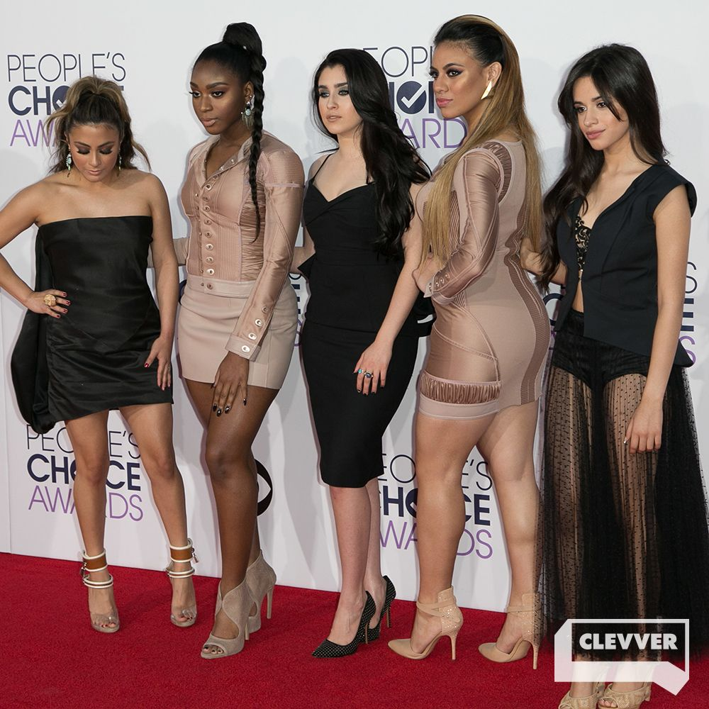 5th harmony naked