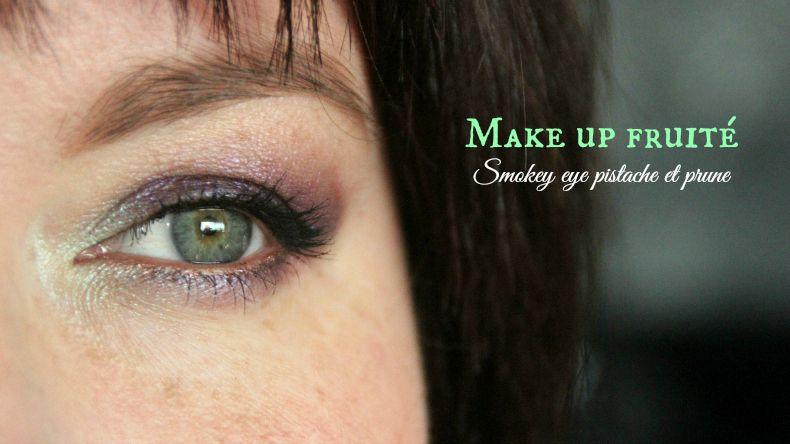maquillage prune et violet Chocolate Bar - YouTube