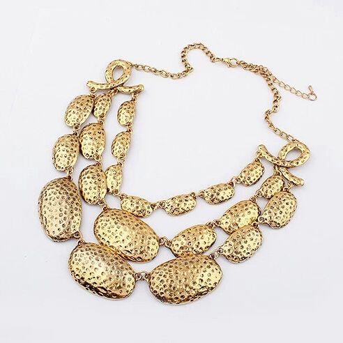 fashion costume necklace