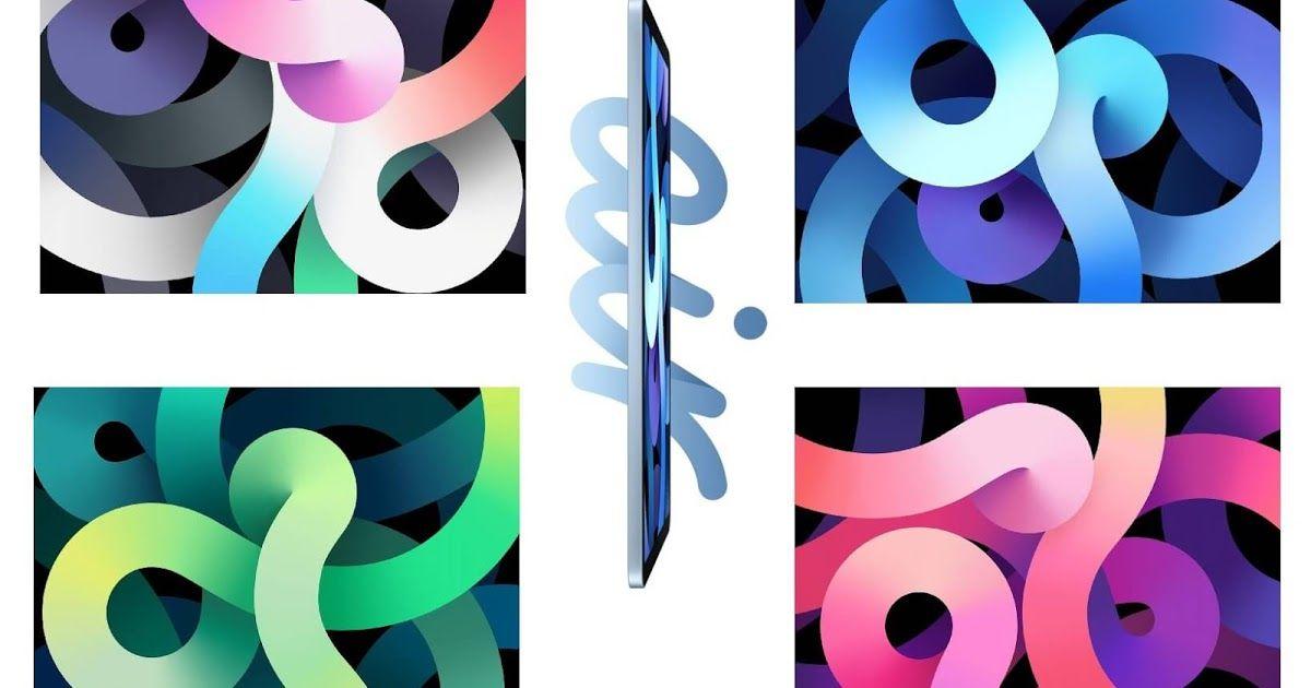 تنزيل خلفيات ابل ايباد Apple Ipad Air 2020 الأصلية A2324 A2072 خلفيات Apple Ipad Air 4 و Ipad Air الجيل الرابع Apple Ipad Air Apple Ipad Ipad