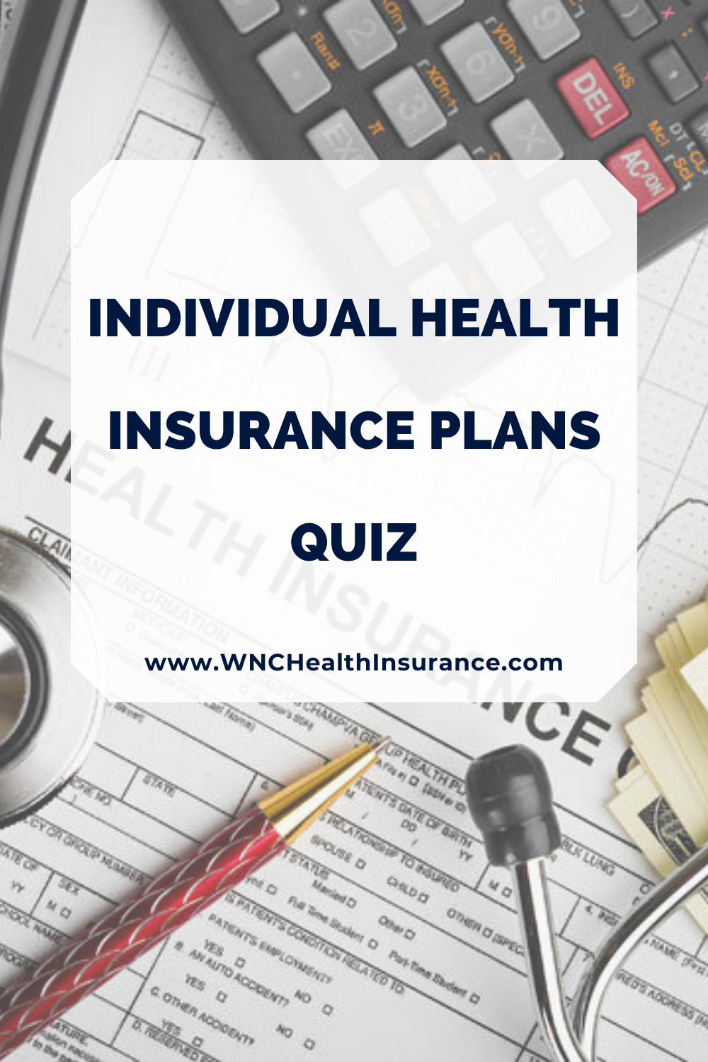 Individual Health Insurance Plans In 2020 Individual Health