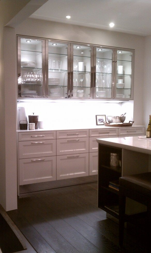 Best For The Butler Pantry Glass Kitchen Cabinet Doors 400 x 300
