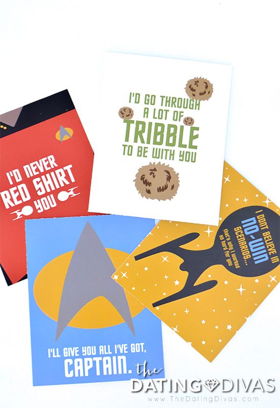 Star Trek Date Night Love Note Ideas Pinterest Love Notes