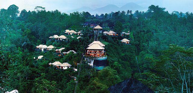 Next Visit To Bali, Try This Place. Ubud Hanging Gardens Banjar Susut, Desa  Buahan, Payangan, Bali, Indonesia