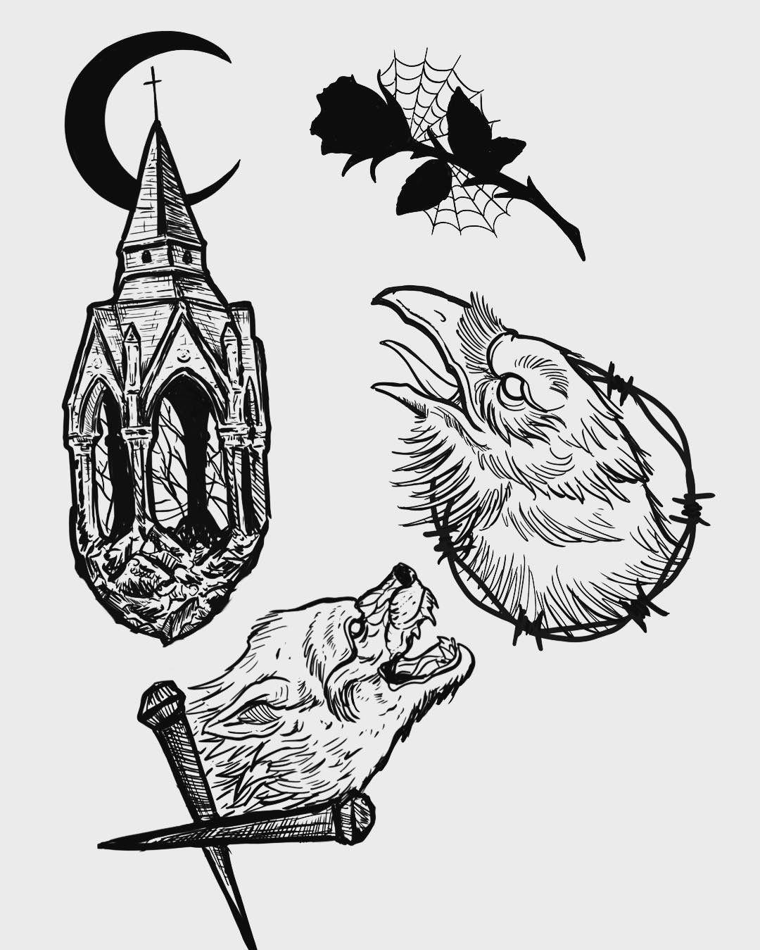 Bocetos De Tatuajes Tradicionales pin de hector morales en tatuajes xd | bocetos, tatuajes