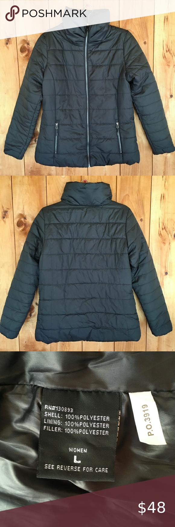Nwot Stoic Puffer Jacket Puffer Jacket Women Clothes Design Jackets [ 1740 x 580 Pixel ]