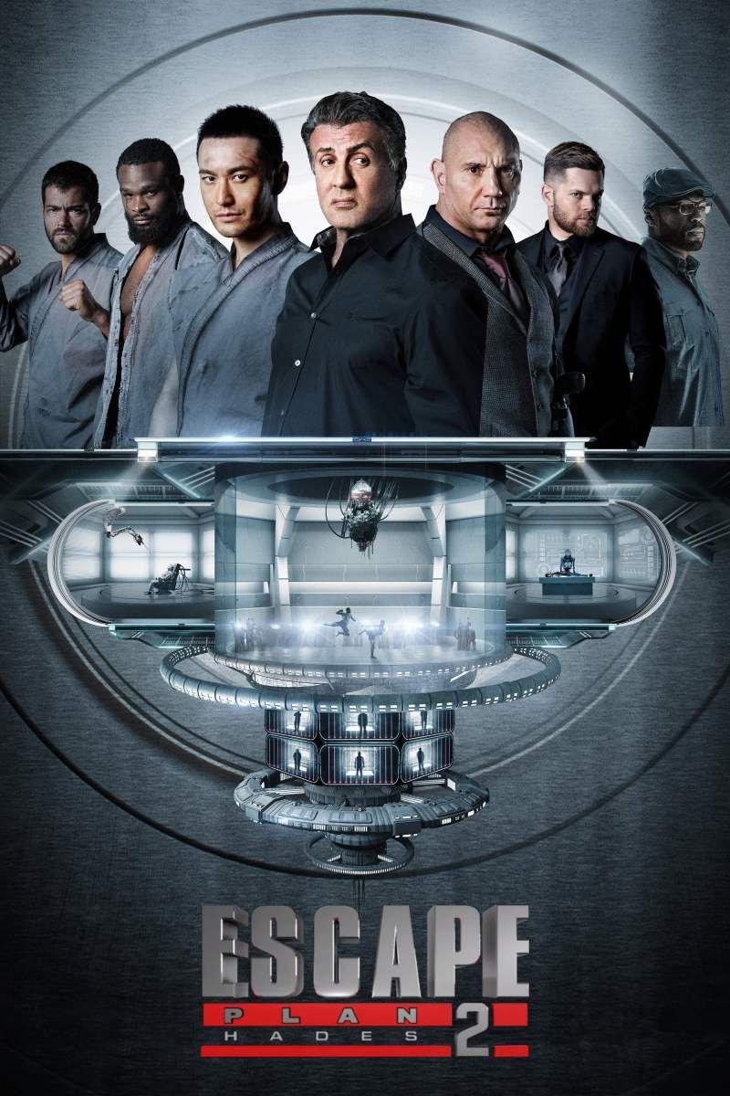 Escape Plan 2 Hades Filmes Recomendados Filmes Hd 1080p