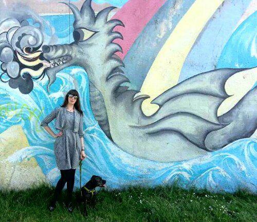 Victoria blazer & Elisalex dress by Punkmik