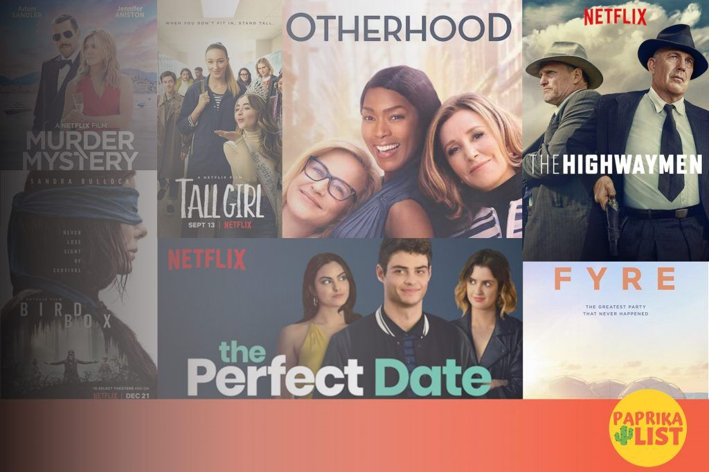 Most Watched Netflix Movies in 2019 in 2020 Netflix
