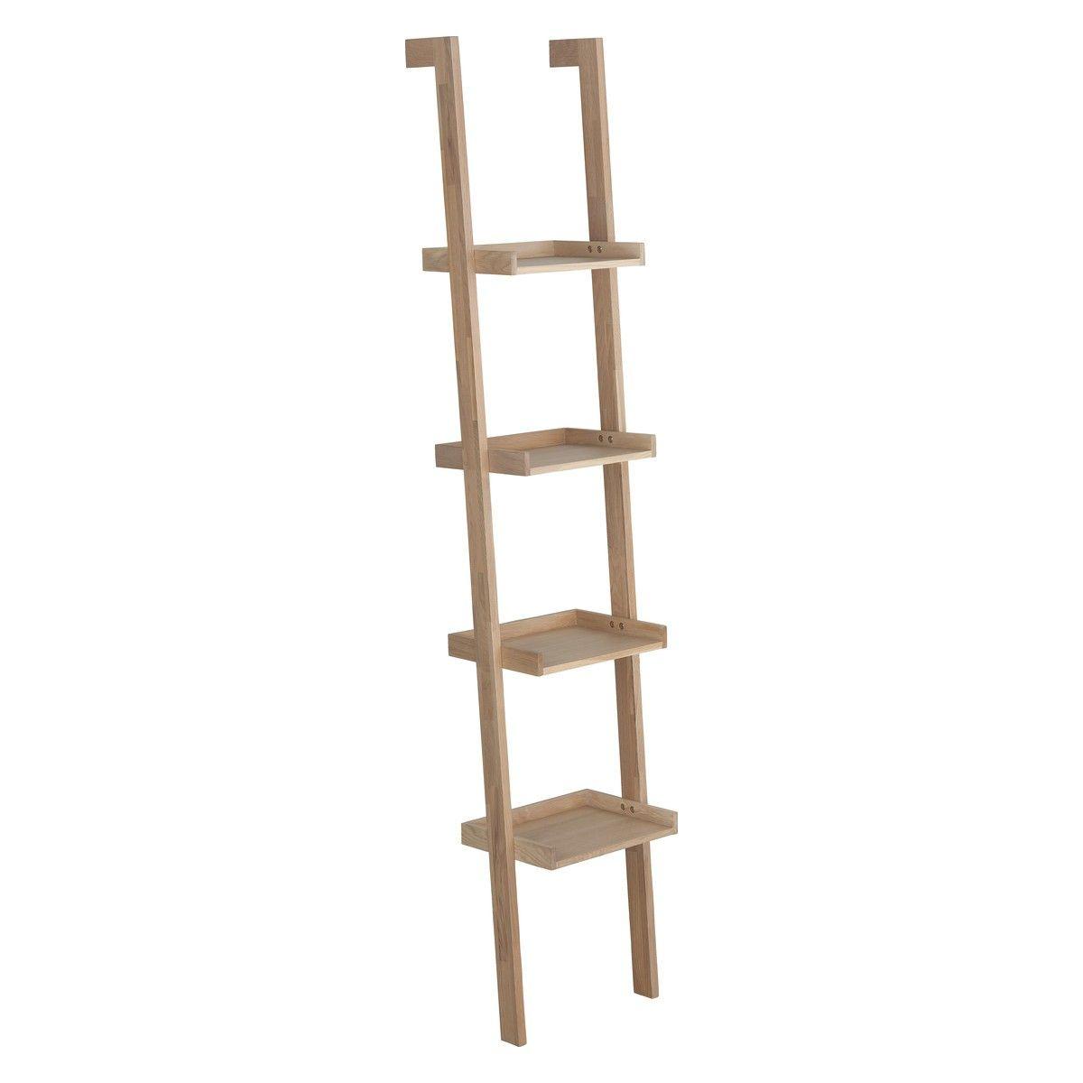reputable site 0d388 bd203 JESSIE Oak narrow leaning bookcase £65 | Decor | Bookcase ...