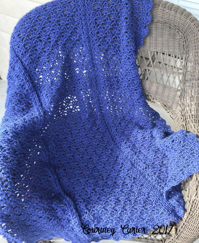Whispers Of Lace Afghan Crocheting Crazy Crochet Patterns