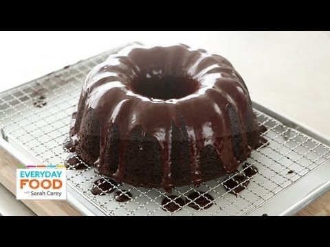 devils food bundt cake everyday food with sarah carey whats better than chocolate cake see everyday food editor sarah carey make the richest cake imaginable get our devils bundt cake recipe forumfinder Images