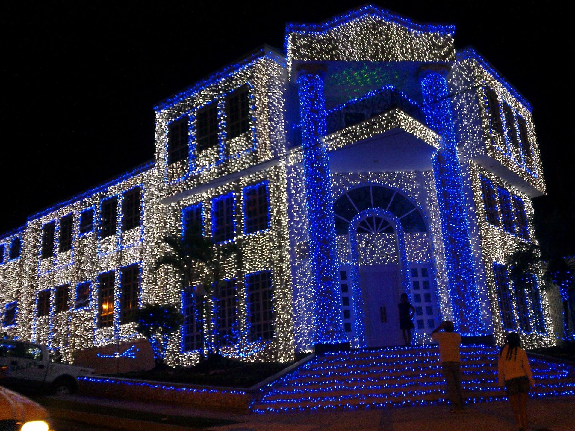 Unique Christmas Lighting Doing The Most With Your Christmas Lights