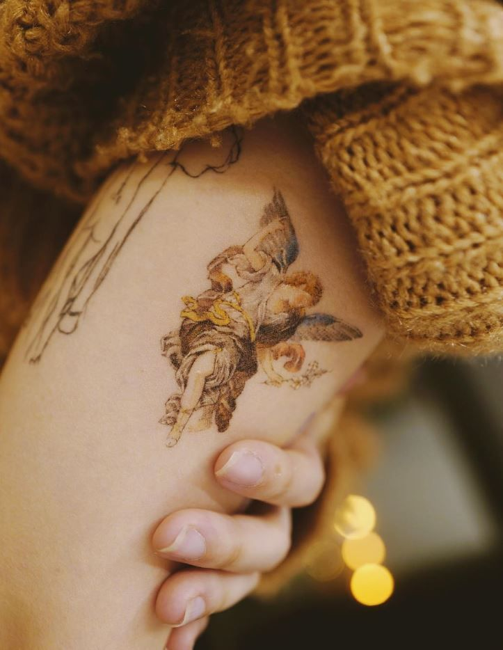 Sol Tattoo is one the most popular tattoo studios in Seoul, Korea. The instagram account has more th