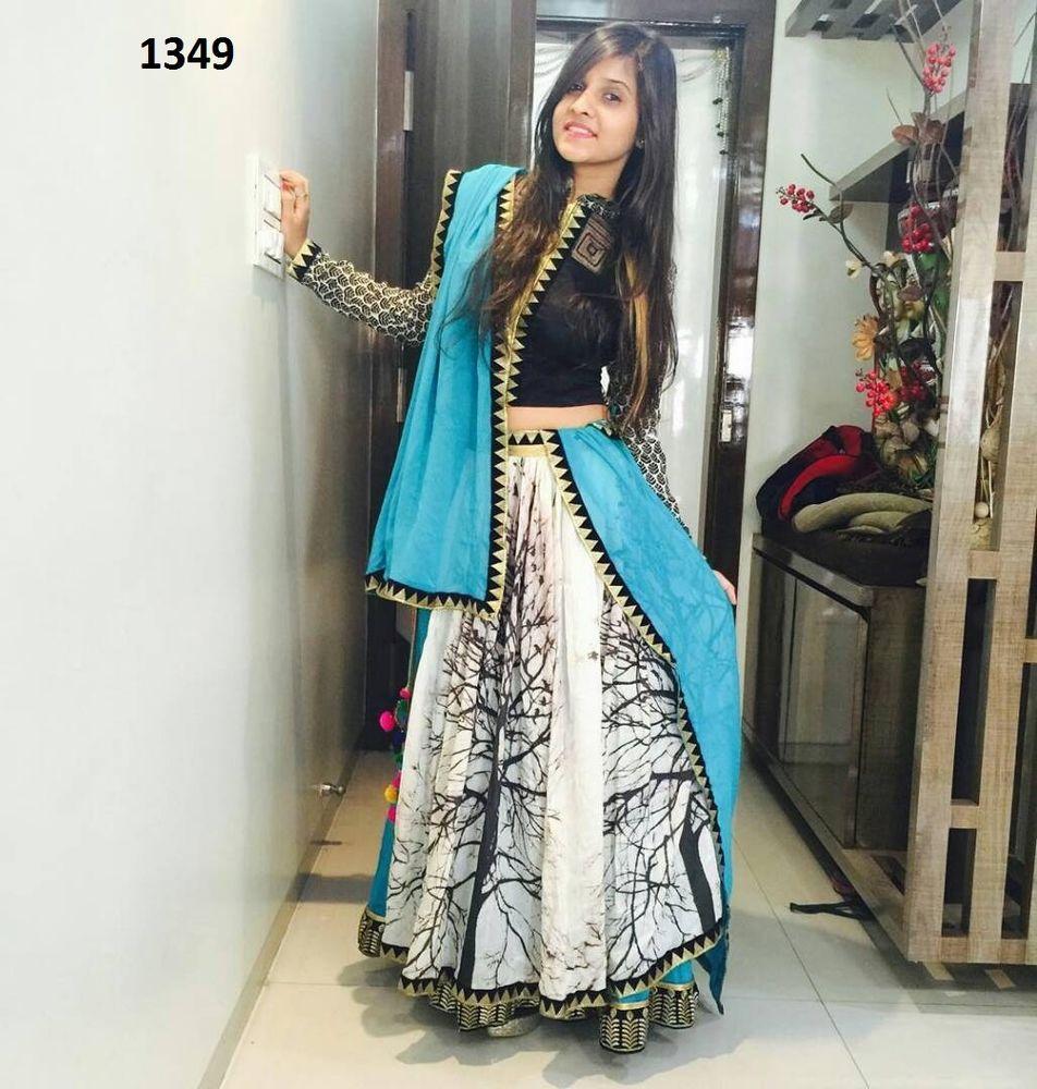 Bollywood Indian Ethnic Designer Wedding Semi Stitched Bridal ...