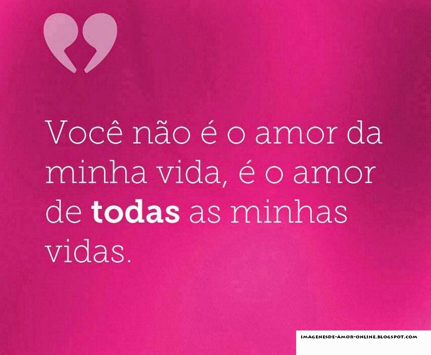 Frases romanticas cortas en portugues