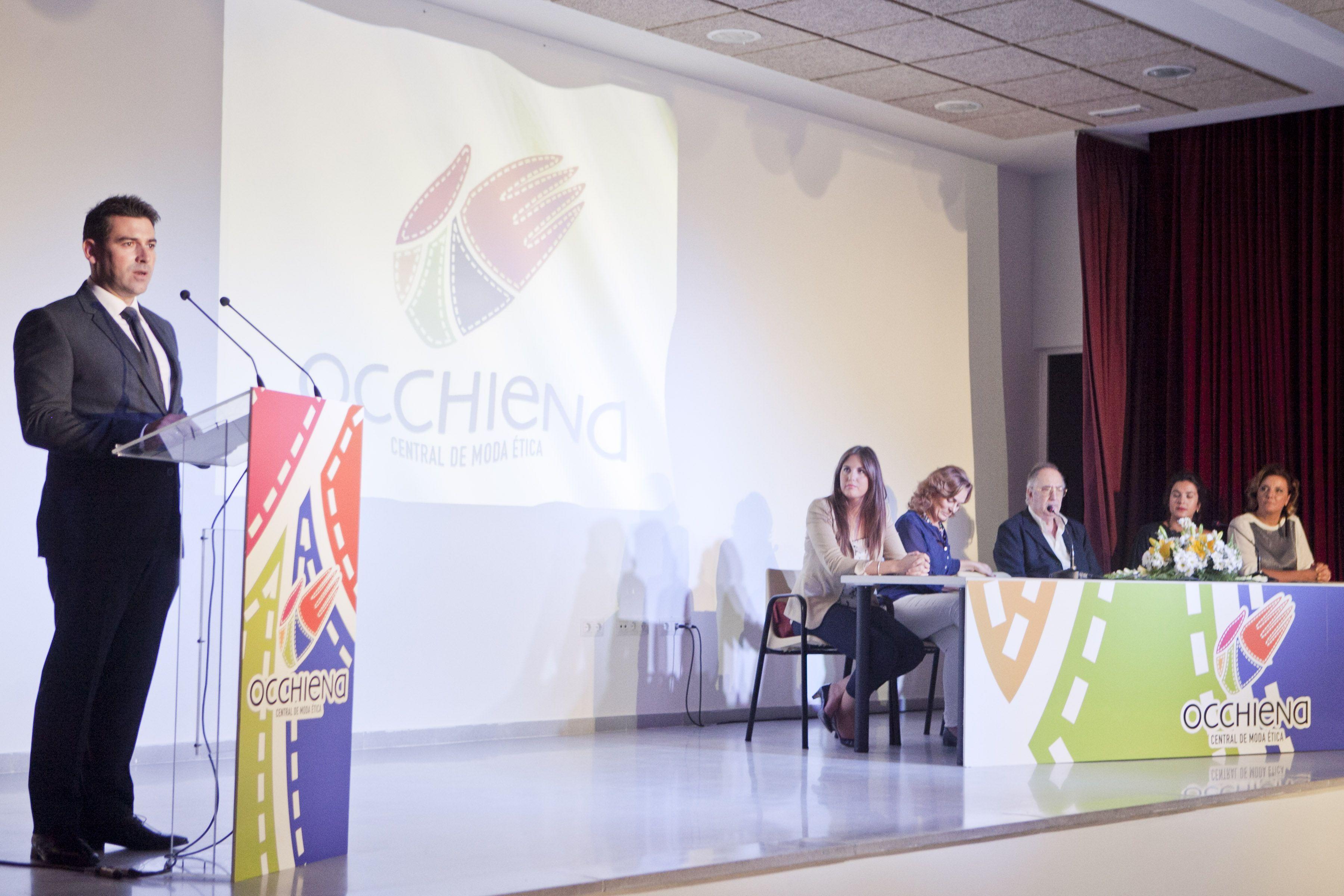 Director de Occhiena, Antonio Mengual