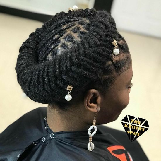 Boost Your Dreadlock Hairstyles: The Designers Way | New Natural Hairstyles