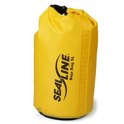 I keep my sleeping back in a sea-worthy dry sack so I absolutely know my sleeping bag stays dry until I'm ready to roll it out and go to bed.  Otherwise, spending the night in a web bag in the winter is just plain miserable.