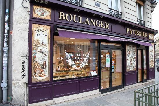 Boulangerie Patisserie La Parisienne 28 Rue Monge 75005 Paris Restaurants Cafe Shop Boulangerie