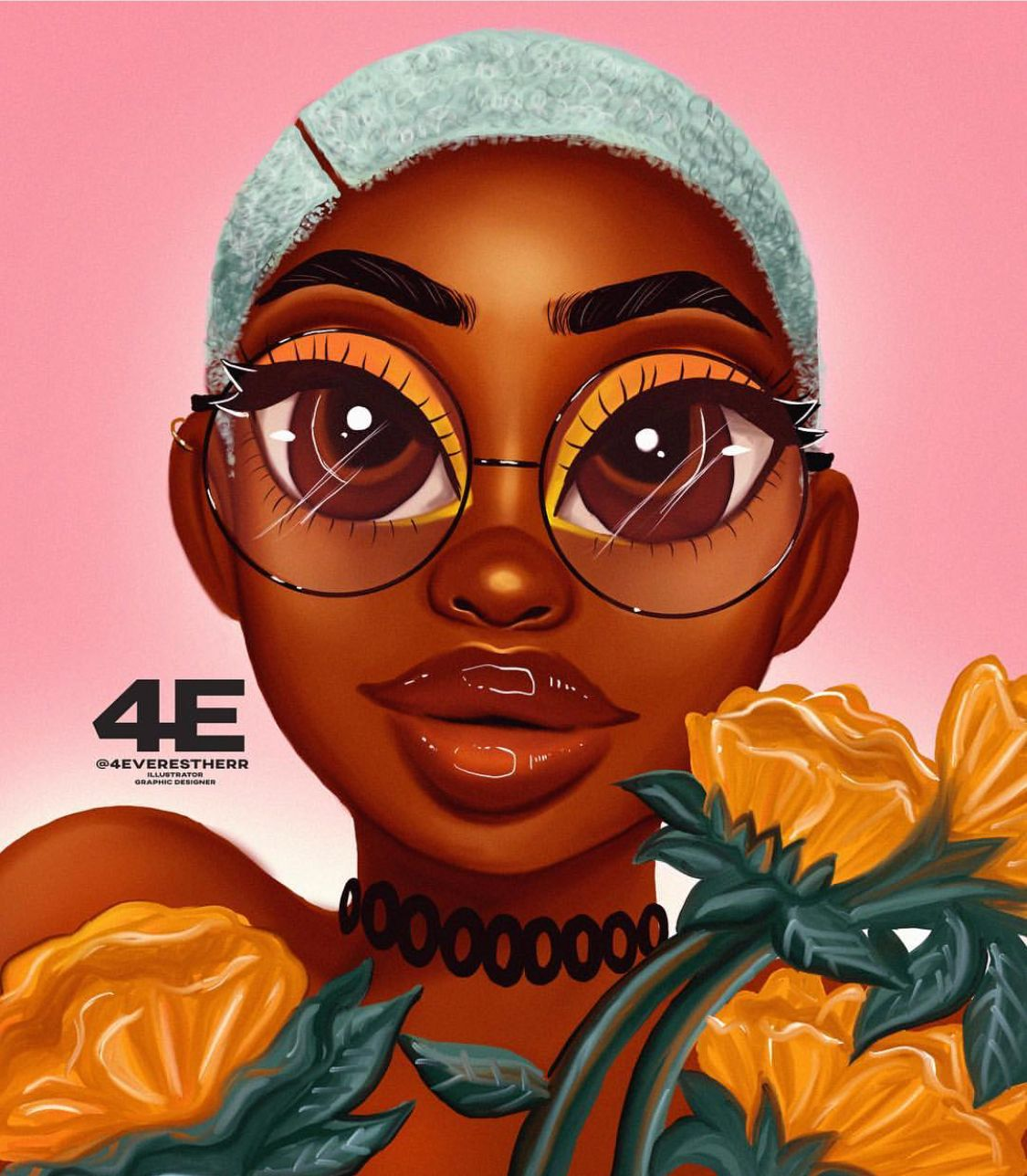 Pin By Briannetajia Crawford On Drawings Black Girl Art