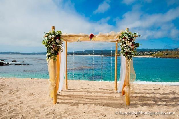 Carmel Weddings Carmel Beach Wedding Monterey Weddings Monterey Beach Weddings California Bea Carmel Beach Wedding California Beach Wedding Carmel Weddings