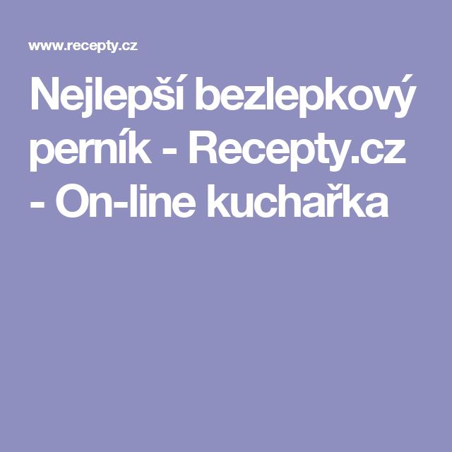 Nejlepší bezlepkový perník - Recepty.cz - On-line kuchařka  2b9e8c6f62