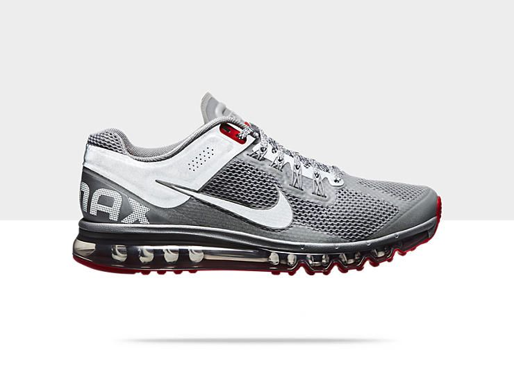 Nike Air Max+ 2013 Limited Edition women's Running Shoe. It has mad  reflective qualities.
