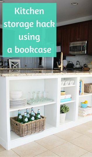 Diy Shelves Space Under Your Counter Kitchen Design Diy Shelves Kitchen Decor