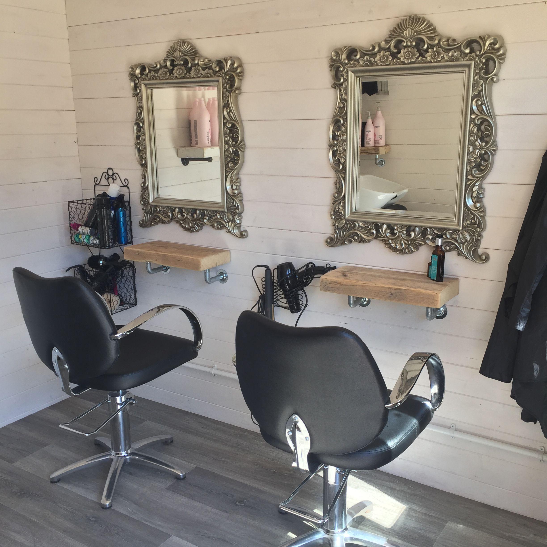 Competition Gallery  Home hair salons, Hair salon decor, Salon