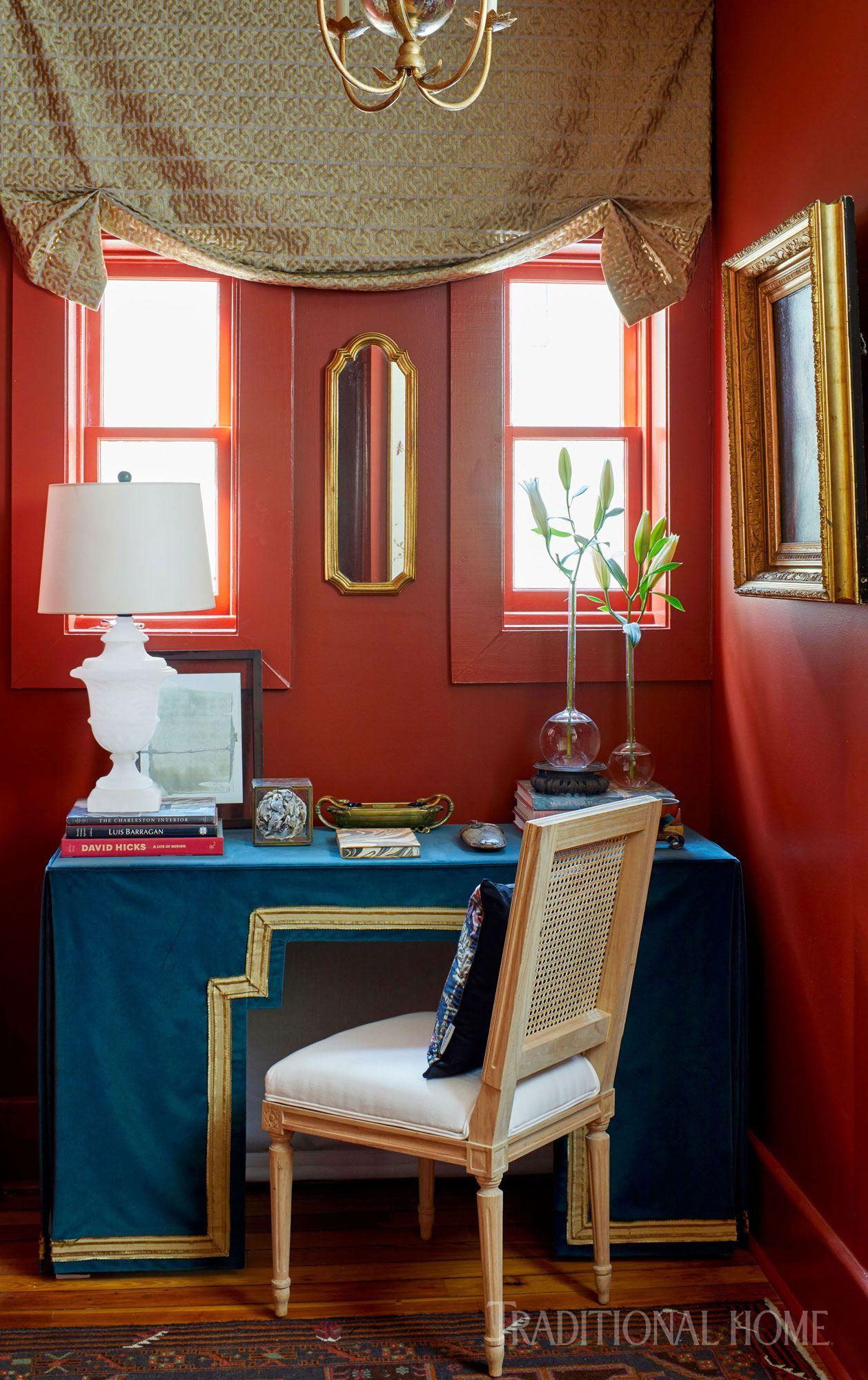 Classic Living Rooms Interior Design: Beautiful Savannah Showhouse