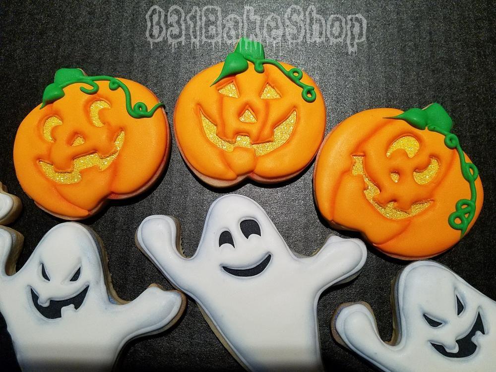 Pumpkin Patch Halloween Cookies Pinterest - halloween pumpkin cookies decorating