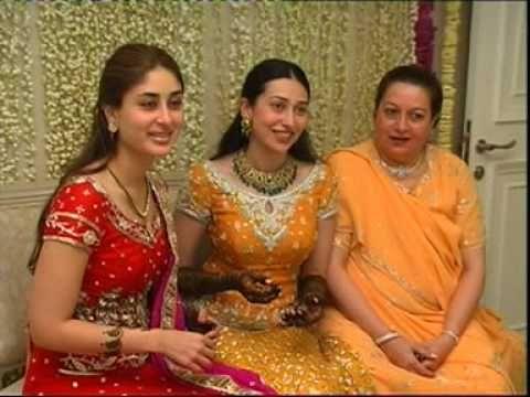 Karisma Kapoor Wedding Part 2 Http Www