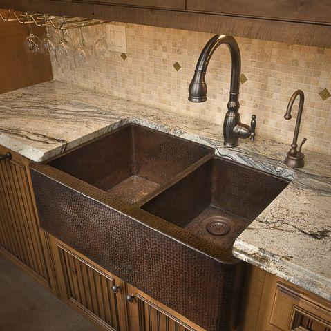 Granite Farmhouse Sink Design Ideas, Pictures, Remodel, and Decor ...