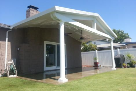 Gable Patio Cover Features By Patio Crew Installer Of Weatherwood,  Alumawood And Elitewood Patio Cover