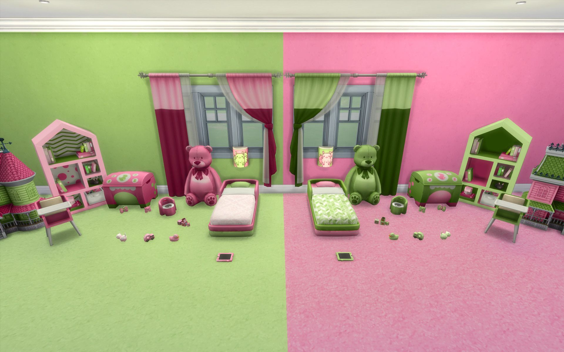 30 sims 4 bedroom decor toddler room sims 4 bedroom