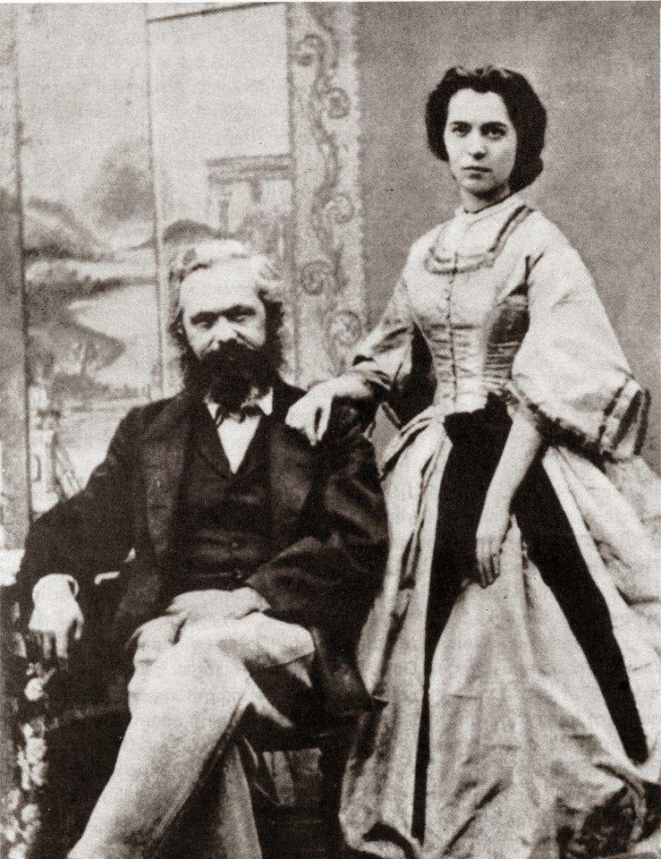 Carta de amor de Karl Marx para a esposa Jenny