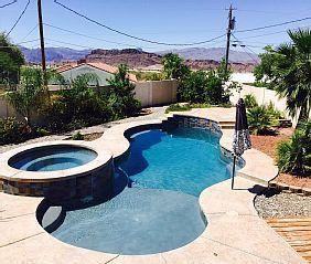 Chic Resort - Heated Pool, Spa, Bar, RV Hookups, Wifi. The Perfect Getaway!!!!!   Vacation Rental in Lake Havasu City from @homeaway! #vacation #rental #travel #homeaway